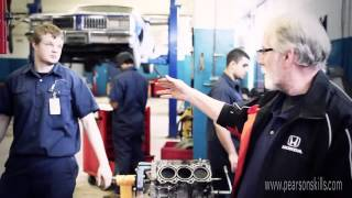 LESTER B.PEARSON VOCATIONAL COLLEGE -- AUTOMOBILE MECHANICS