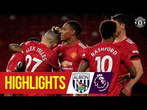 Highlights   Manchester United 1-0 West Bromwich Albion   Premier League