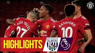 Highlights | Manchester United 1-0 West Bromwich Albion | Premier League