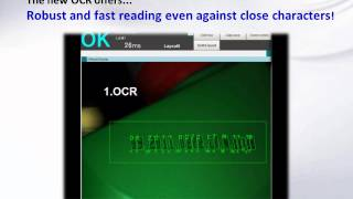 Video: Character recognition (OCR) demo video
