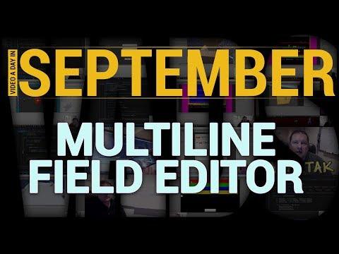 Multiline Text Fields in Unity