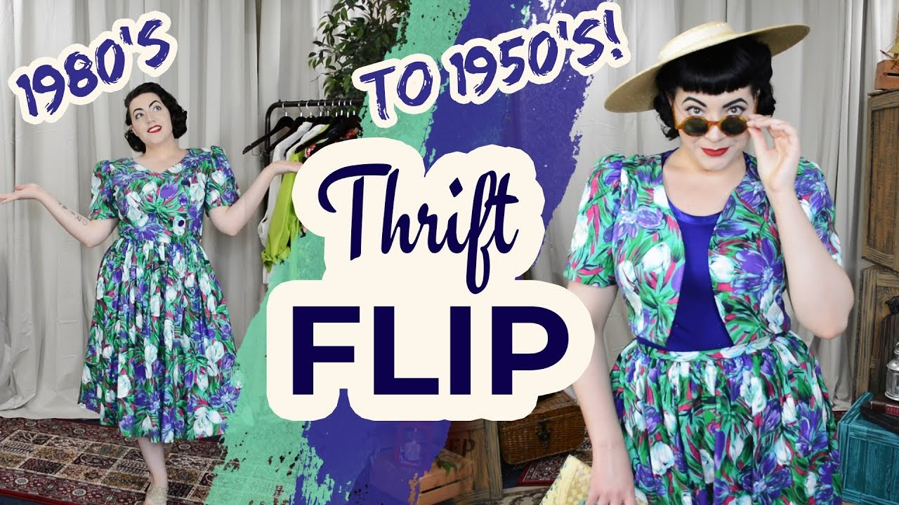 [VIDEO] - THRIFT FLIP // VINTAGE STYLE (& Why I Don't Usually Bother) 4