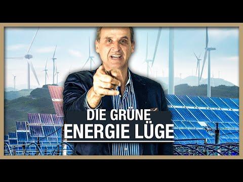 NACHHALTIGKEIT: Die grüne Energie Lüge