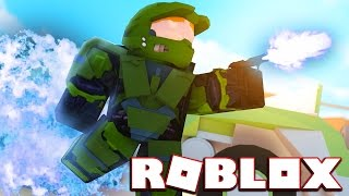 HALO WARS 2 IN ROBLOX !? (Halo 5 Roblox Game)