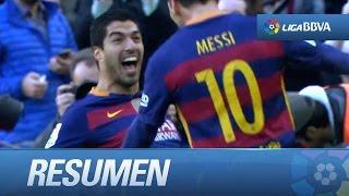 Resumen de FC Barcelona (2-1) Atlético de Madrid