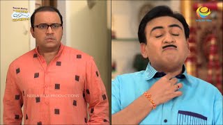 JETHALAL INSULTS BHIDE | Bhide - Jetha Funny Scene | Taarak Mehta Ka Ooltah Chashmah
