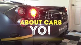 WHY I BOUGHT MY PAGANI HUAYRA - LTACY Episode 12