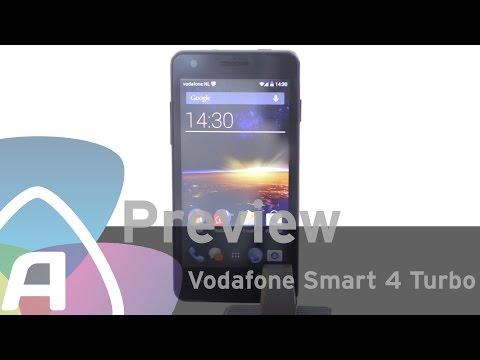 Vodafone Smart 4 Turbo preview (Dutch)
