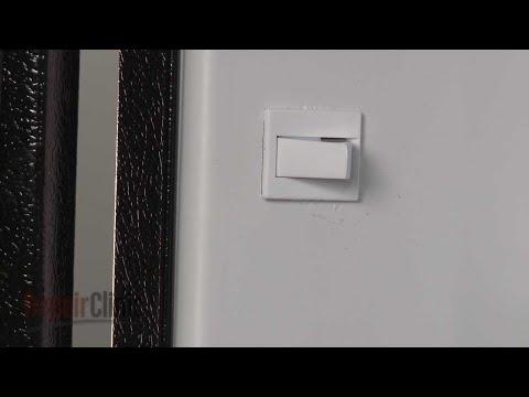 Freezer Door Switch - Whirlpool Refrigerator #ED2KVEXVB01