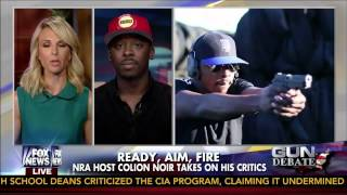 Colion Noir on Fox & Friends