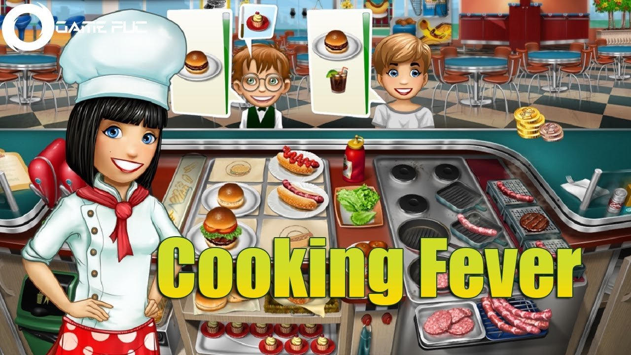 Cooking Fever - Free and Best Cooking Games for Girls
