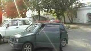 видео Сколько весит автомобиль «Ока» (ВАЗ
