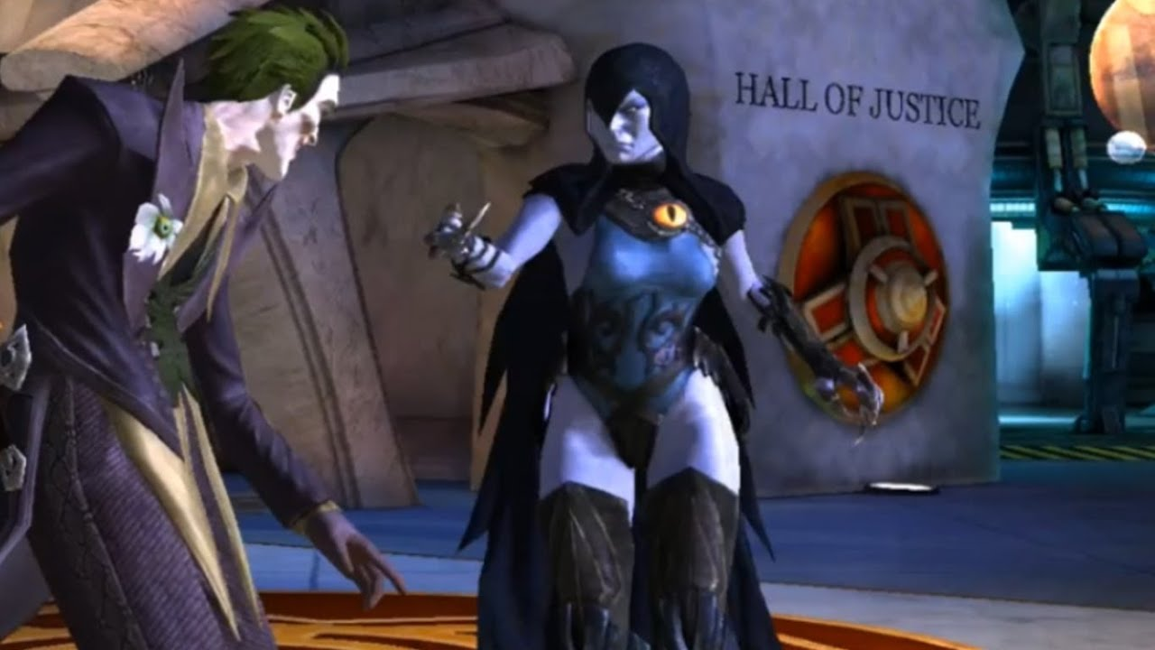injustice gods among us взлом на android