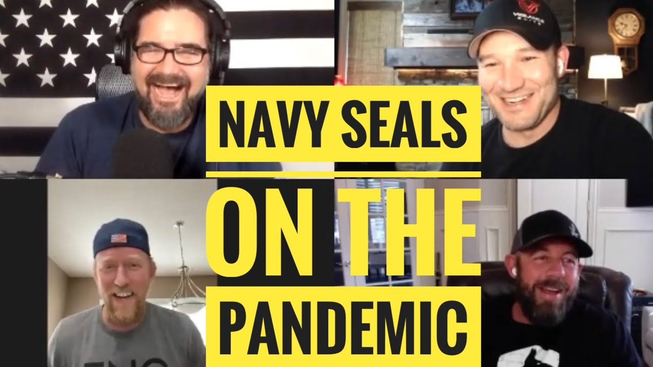 Navy SEALs Discuss Life During the Pandemic