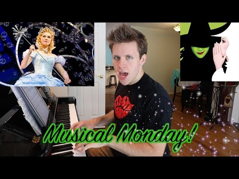 WICKED the Musical Opening Number | Musical Monday