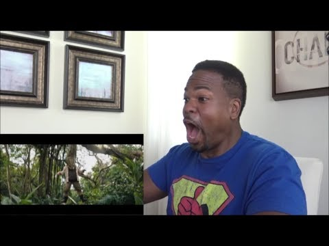 JUMANJI: THE NEXT LEVEL – Official Trailer – REACTION!!!