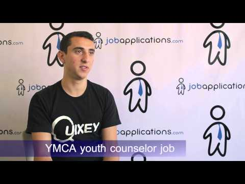 YMCA Interview - Youth Counselor / Camp Director