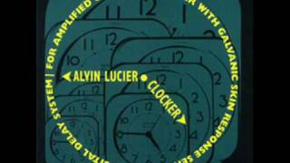 Alvin Lucier - Clocker (audio excerpt)