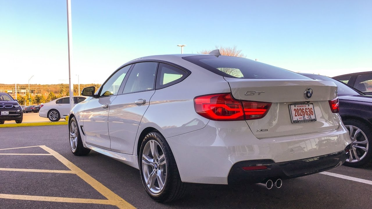 2017 Bmw 330i Xdrive Gran Turismo M Sport Review