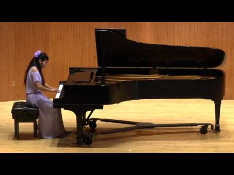San Francisco conservatory of music Recial - 2015 pre-college