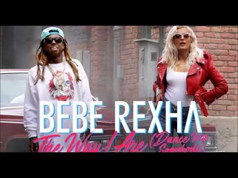 Bebe Rexha ft. Lil Wayne - The Way I Are (Dance With Somebody) [Clean Version]