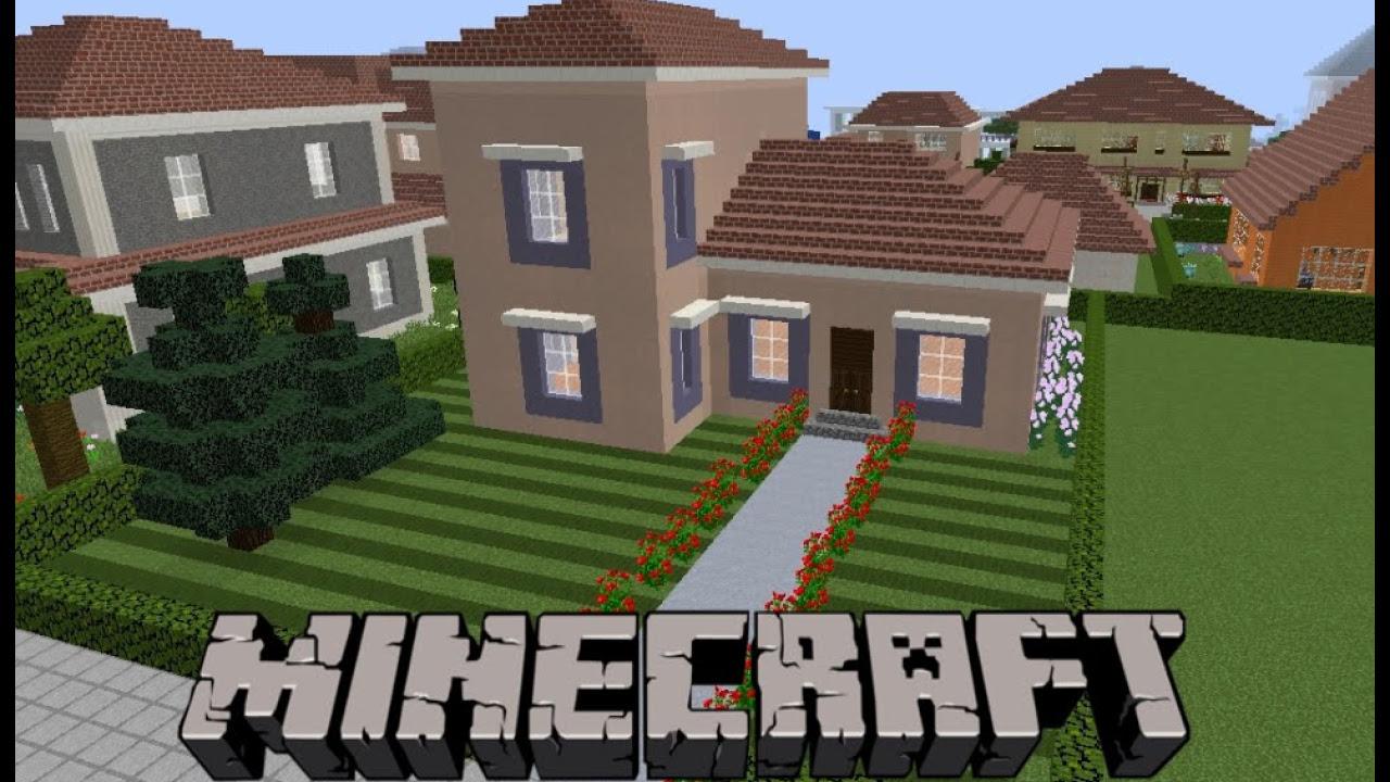 Minecraft: Güzel Ev Yapımı