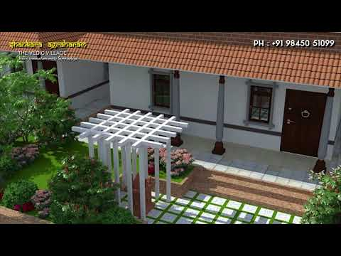 Vedic Village Bangalore   Residential Houses for Brahmins