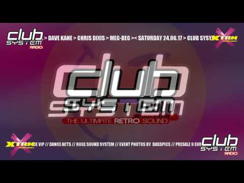 CLUB SYSTEM RADIO (announcement video)
