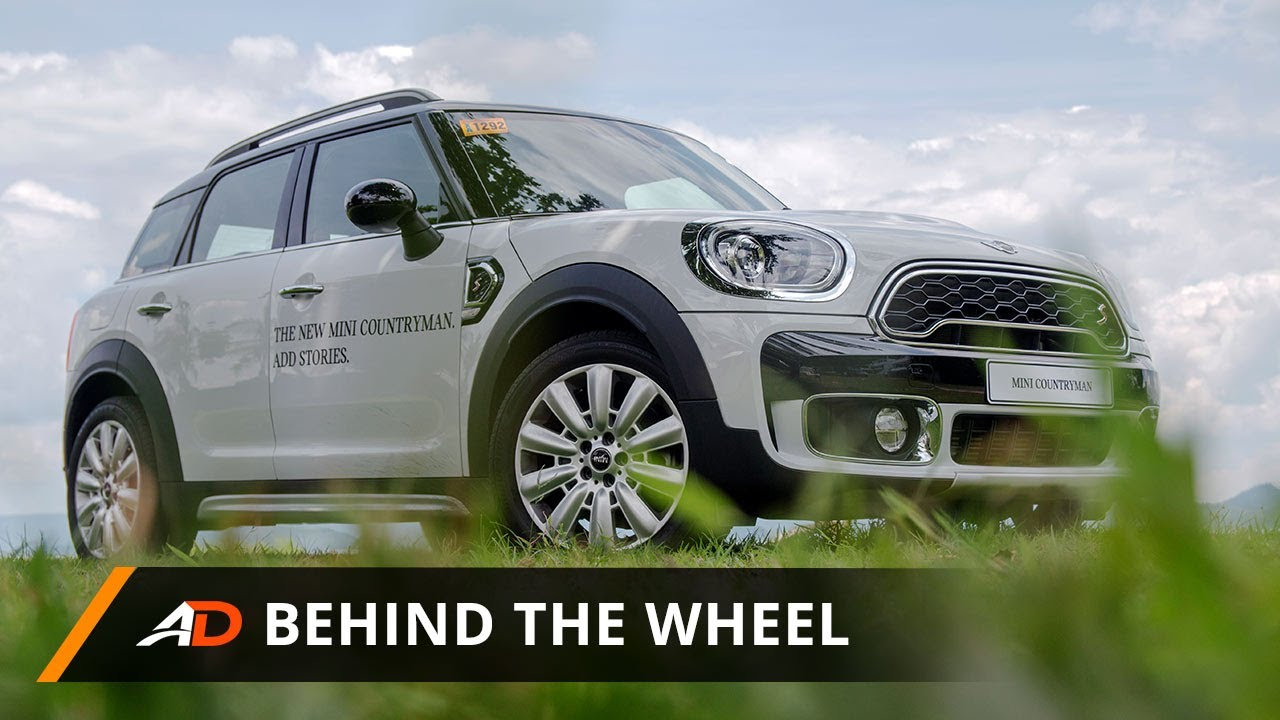 2017 Mini Cooper Countryman Sd Review Behind The Wheel