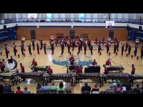 Music City Drum and Bugle Corps 2015 Premiere