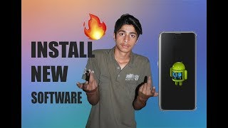 How to install new software in any android device🤭