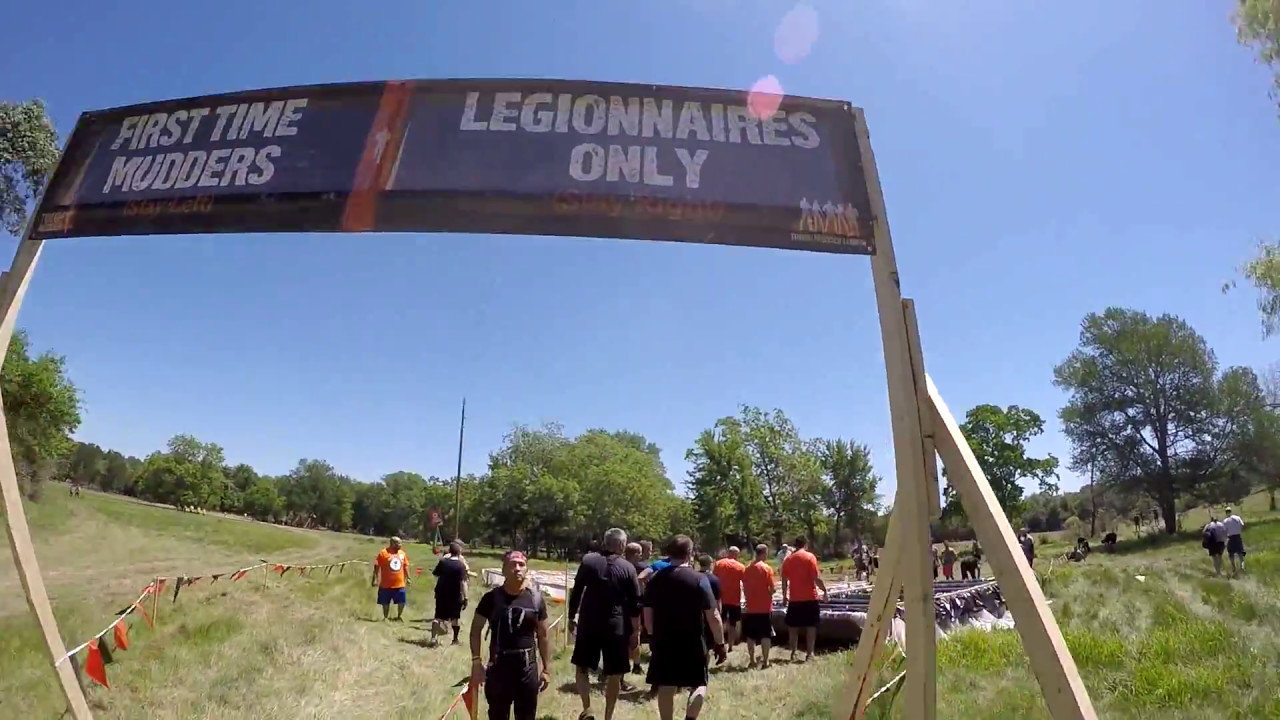 Tough Mudder 2017 Central Tx Black Hole Youtube