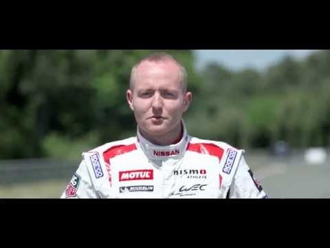 24 Heures du Mans - #OnTrackWith Olivier Pla à Indianapolis