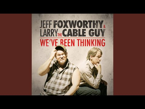 jeff foxworthy i d thought i d heard every redneck thing