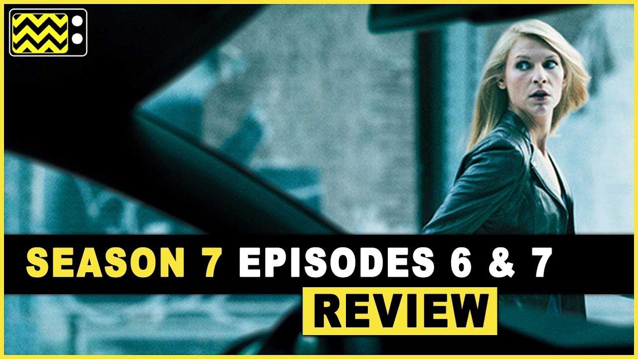 Download Homeland Season 7 Episodes 6 & 7 Review & Reaction   AfterBuzz TV