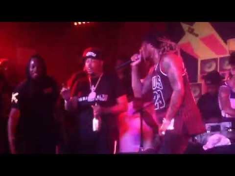 Future Mad Luv (DS2)DirtySprite2 Live @ Shrine NightClub Chicago