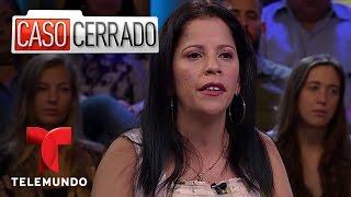 Caso Cerrado | Forced To Raise His Side Chick's Son!😤👩👦   | Telemundo English