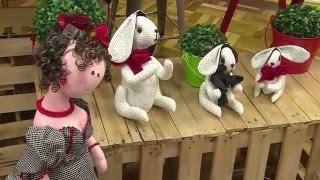 Bonecas e panos de copa com Deize Costa e Solange Adam