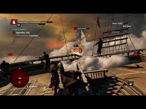 Assassin's Creed Rogue (PC, Deluxe) Walkthrough Part 60 / The Battle of Quiberon Bay [4K] |