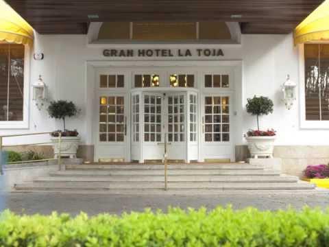 Gran hotel la toja balneario la toja for Hotel luxury la toja