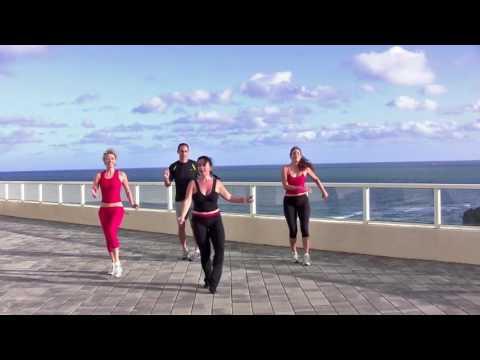 StepFlix Salsa Cardio Fitness, Workout 2