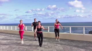 Salsa CARDIO FITNESS, Workout 2, StepFlix Lessons.