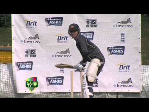 Australia prepare for Durham Ashes debut
