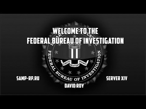 Federal Bureau of Investigation | Director: David Roy. (2015)