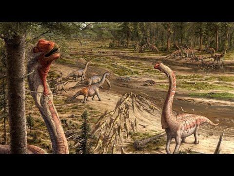 Brachiosaurus - The Giant of Jurassic