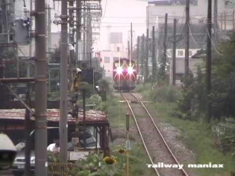 単8760レ(DD51 1805)/大阪臨港...