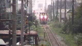 単8760レ(DD51 1805)/大阪臨港線(浪速貨物駅~境川信号場)