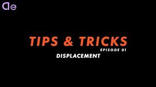 Episode One - Tips & Tricks - After Effect Tutorial - Displacement Map - Urdu / Hindi