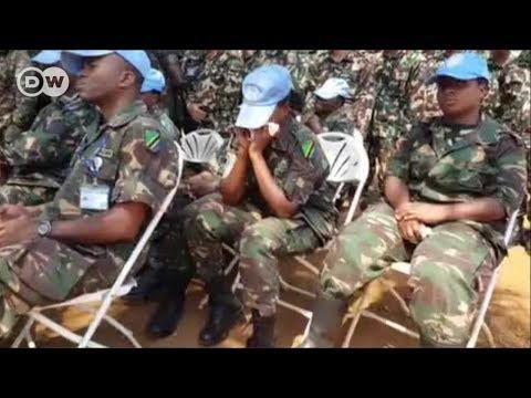 Miili ya wanajeshi wa Tanzania waliouawa DRC yarejeshwa Tanzania