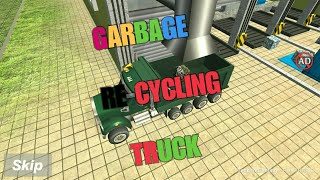 Garbage Truck Recycling Simulator 2018 | Android GamePlay Full HD